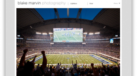 Cowboys Stadium: The Gallery
